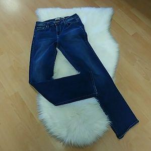 Calvin Klein Straight Leg Jean